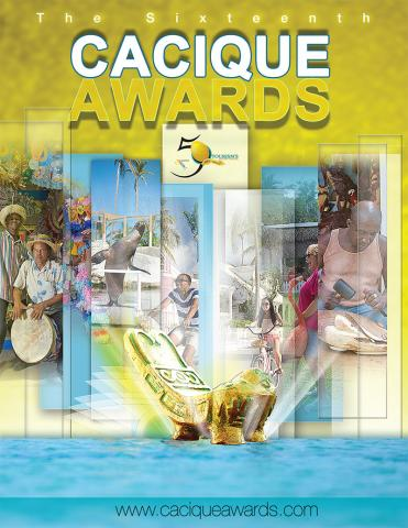 16th Annual Cacique Awards Book